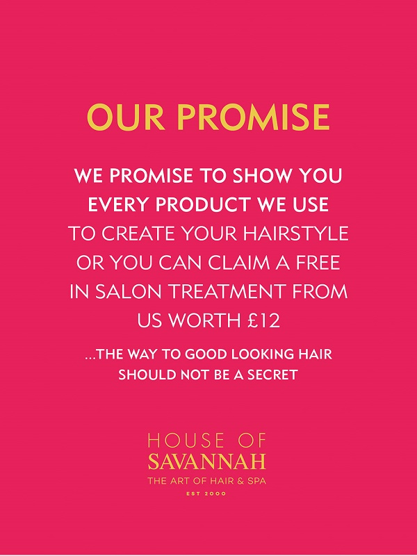house of savannah hair & beauty salon in Newcastle