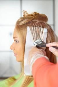 hair colour correction, house of savannah hairdressers, newcastle