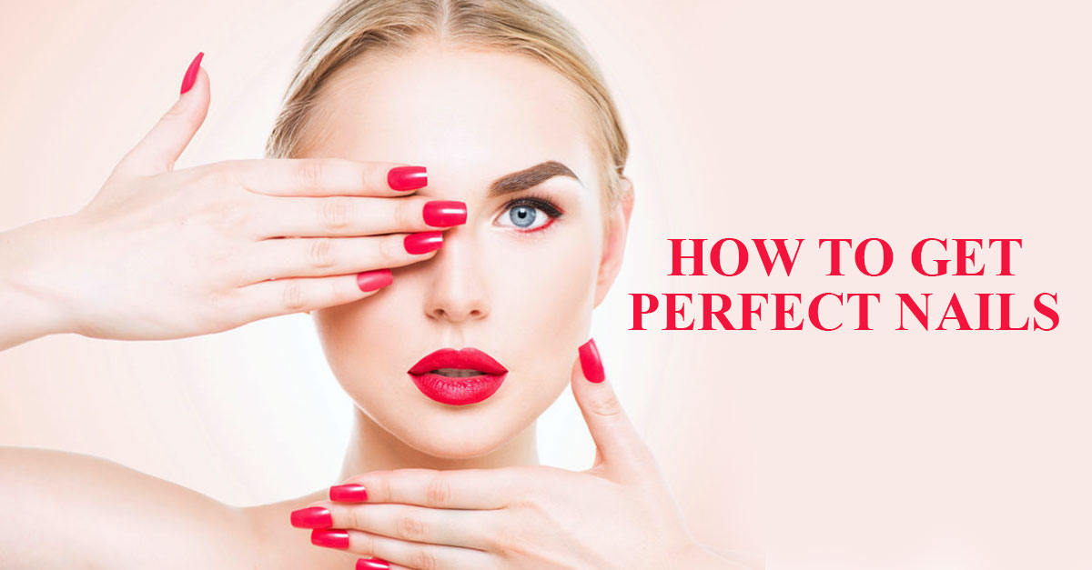 How To Get Perfect Nail Colour