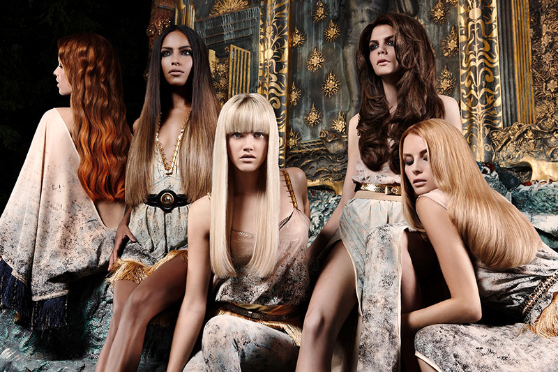 great lengths hair extensions, newcastle hairdressing salon