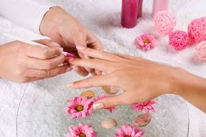 gel nails, Newcastle beauty salon, House of Savannah Spa