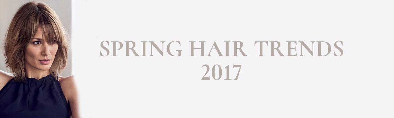 Beautiful spring hairstyles