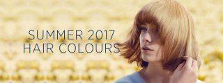 Beautiful Summer Hair Colours