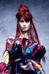 festival hair ideas, newcastle hairdressers