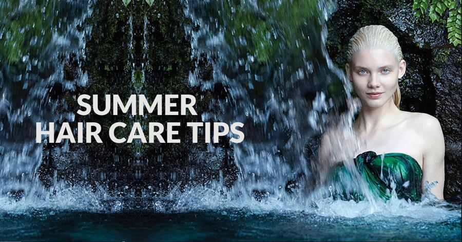 Summer-Hair-Care-Tips. house of savannah hair salon, newcastle