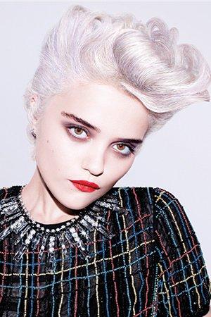 Silver Grey & Platinum Blonde Hair Trends