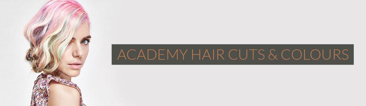 Academy Hair Cuts & Colours