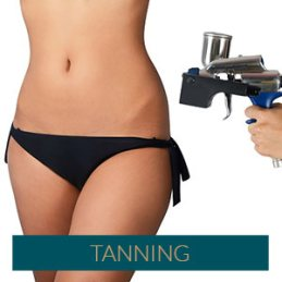TANNING AT HOUSE OF SAVANNAH BEAUTY SALON IN NEWCASTLE