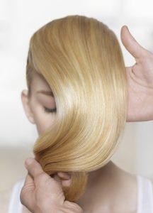 Blonde Hair Colour change, hair salon, newcastle