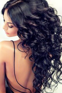 Perfect Party Hairstyles This Festive Season