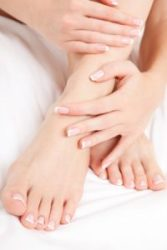 hands feet pedicure spa salon