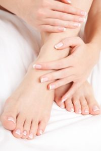 hands feet pedicure spa salon