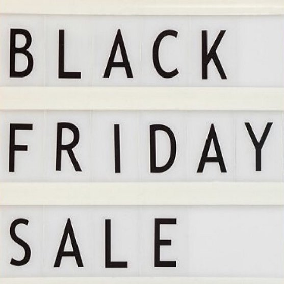 Black Friday Sale 2018