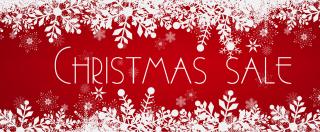 Christmas Sale! 2018
