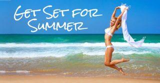 Get Set For Summer 2018
