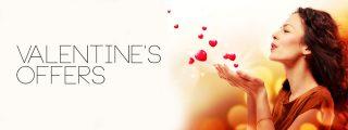 Feb Offers & Valentine Gift Ideas! 2019