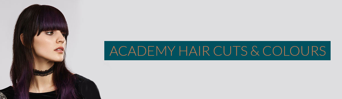 Academy Haircuts and colour the best hairdressers & spa in Newcastle