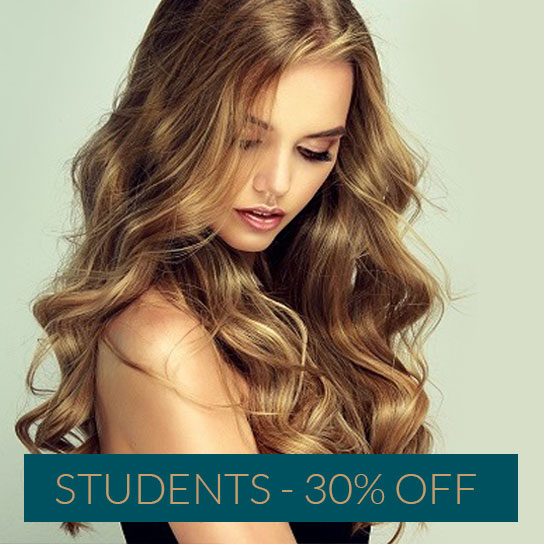 Student Discount – 30% OFF