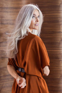 Long hairstyles for older women, top hairdressing salon in Newcastle - House of Savannah Hair Salon & Spa