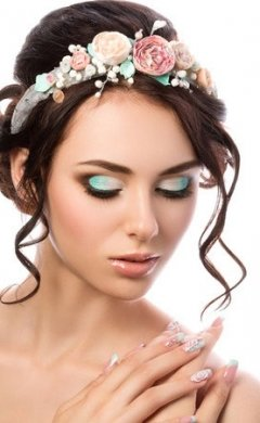 Wedding & Bridal Hair Style Ideas House of Savannah Hair Salon, Newcastle