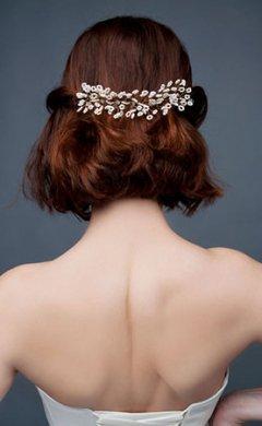 Wedding & Bridal Hair Style Ideas House of Savannah Hair Salon, Newcastle